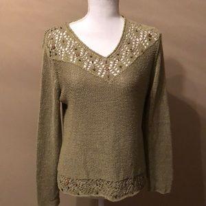 BCBG  MAXAZRIA Sweater L